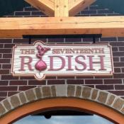 Seventeeth Radish