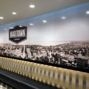 Madtown Gastro Wall wrap
