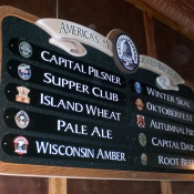 Cap Tap Haus Beer Menu