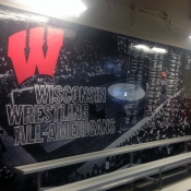 WI Wrestling Wall