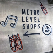 Metro Level Shops