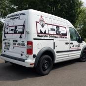 MDP White Van