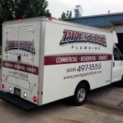Prestige Box truck
