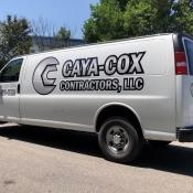 Caya Cox Van