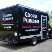 Cooper Plumbing Box