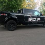 MDP Black Truck